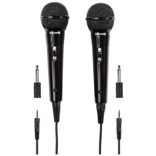 Микрофон Thomson M135D, черный