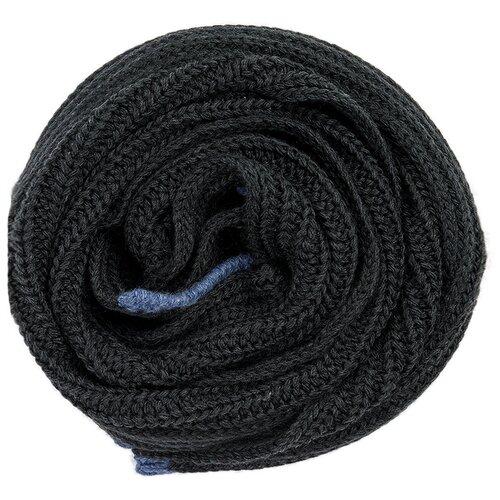 Шарф мужской Finn Flare, цвет: темно-серый W19-21121_202, размер No si