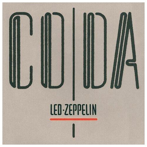 Led Zeppelin. Coda (виниловая пластинка) недорого