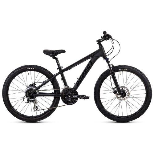 велосипед горный scott aspect 950 269806 черный бронза размер рамы m Подростковый горный (MTB) велосипед Aspect Air Jr (2021) черный (требует финальной сборки)