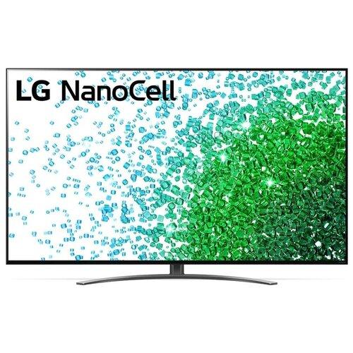 Фото - Телевизор NanoCell LG 55NANO816PA 55 (2021), черный nanocell телевизор lg 55nano956na 55 ultra hd 8k