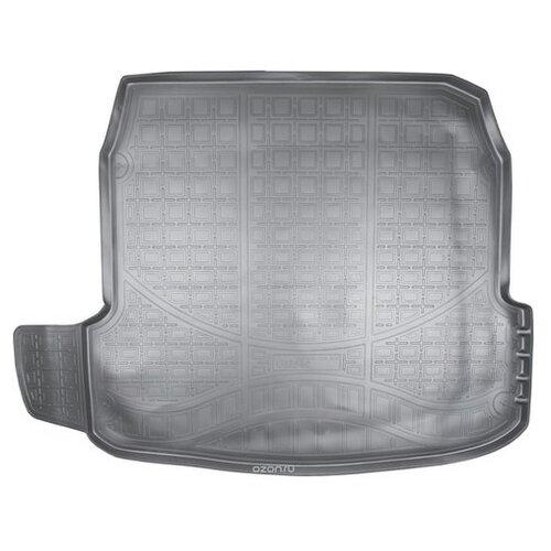 Ковер автомобильный NorPlast, в багажник, для Audi D4:4H SD, 2 010-, полиуретан (Производитель: Norplast NPA00-T05-500)