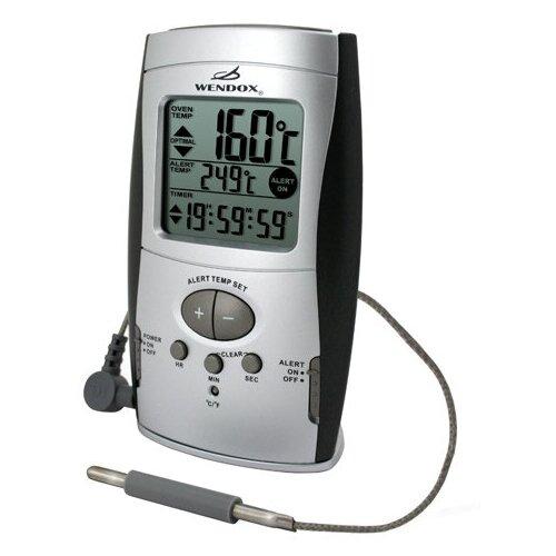 Высокотемпературный термометр Wendox W3570-S для кухни