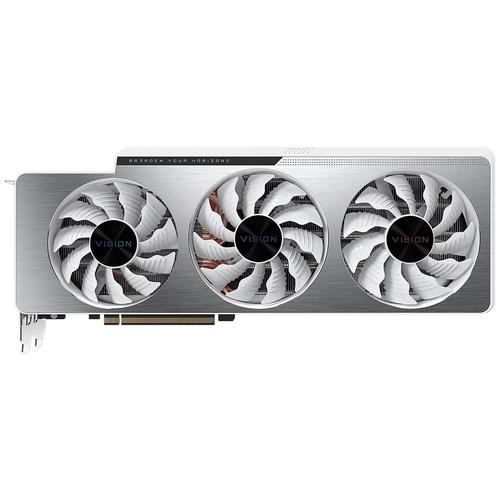 Видеокарта GIGABYTE GeForce RTX 3070 Ti VISION OC 8G (GV-N307TVISION OC-8GD) Retail