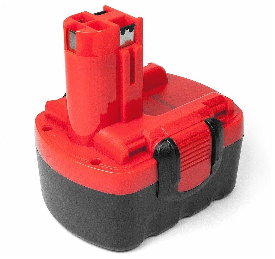 Аккумулятор TopON для электроинструмента Bosch AHS 14.4V 2.1Ah (Ni-Mh) PN: 2 607 335 264.