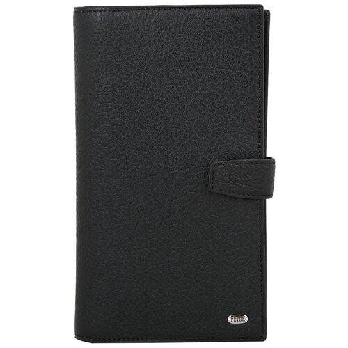 Бумажник путешественника Petek 1855 557.46D.01 Black
