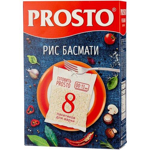 Рис PROSTO Басмати длиннозерный 18441 500 г