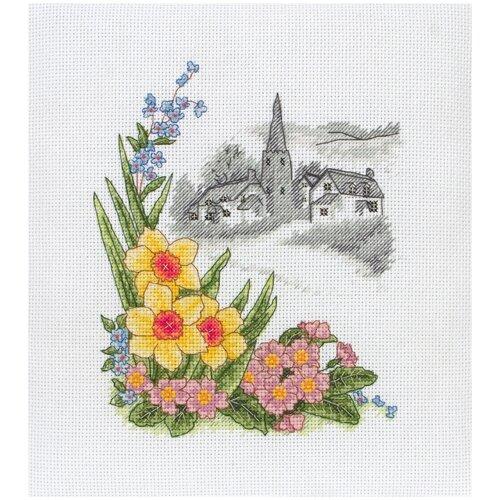 Купить * Набор для вышивания Anchor Spring Days 19, 5*16, 5см, MEZ, PCE560, Наборы для вышивания