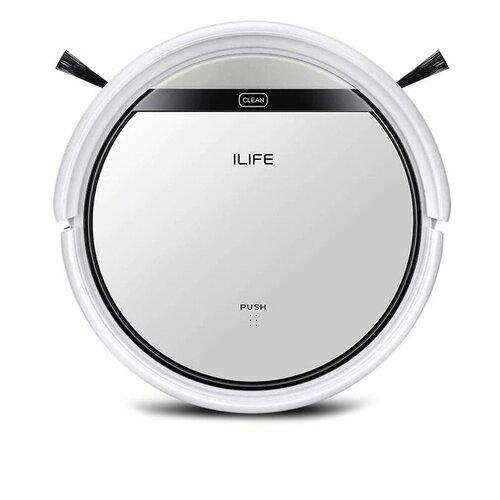 Робот-пылесос ILIFE V50Power ярко-серый