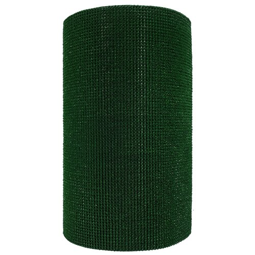Ковровая дорожка VORTEX Травка, размер: 15х0.9 м, темно-зеленый фиксатор для ковров vortex 22 22 мм