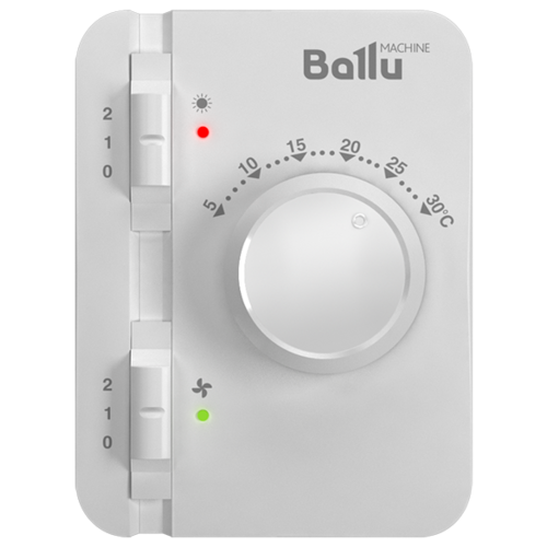 Блок управления Ballu BRC-E (НС-1070194) для обогревателя Ballu белый