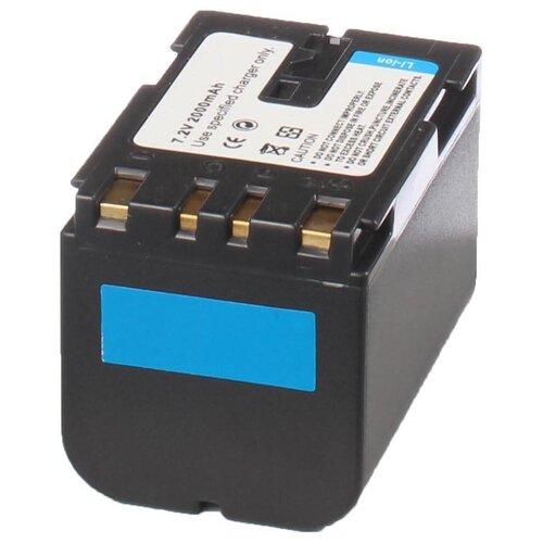 Аккумулятор iBatt iB-U1-F157 2200mAh для JVC GR-D23E, GR-DV4000, GY-HD100, GR-D73, GR-D20E, GR-DV500E, GR-D30E, GR-D53, GR-PD1, GR-DV3000, GR-D200, GR-D21, GR-D33, GR-D93, GR-DV1800, GR-DVL145, GR-DVL150, GR-DVL557,