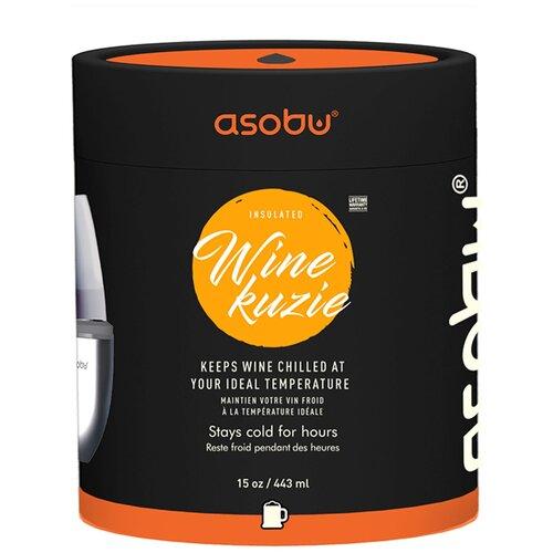 Термобокал для вина Asobu Insulated Wine Kuzie, мультиколор
