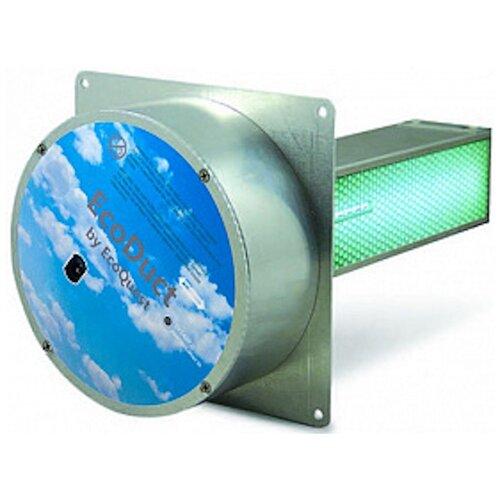 EcoDuct 5000. Один очиститель воздуха сразу на весь дом. В приточную вентиляцию. Защита от любых вирусов бактерий на площади до 250 кв.м (625 куб.м). Фотокаталическая очистка мойка воздуха. Дезинфектор. Удаление неприятных запахов химии без фильтров