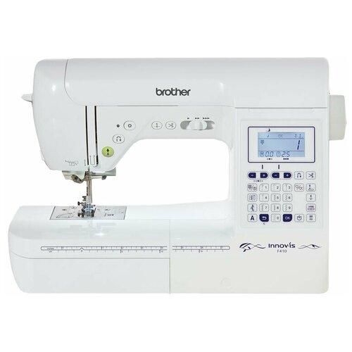 Швейная машина Brother INNOV-'IS F410 белый