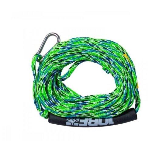 Буксировочный трос (фал) Jobe 15.2м (зеленый)