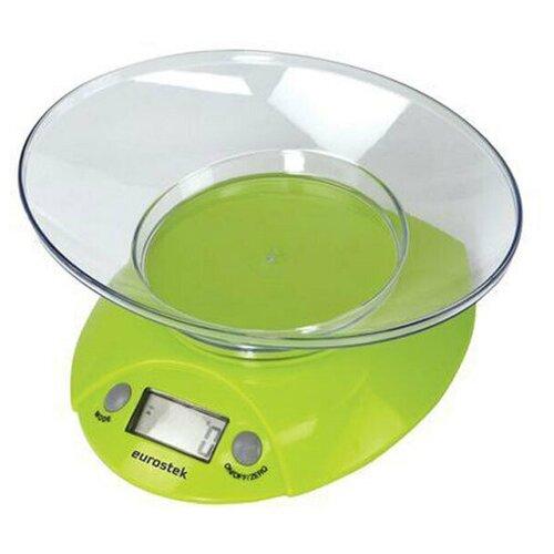 весы eurostek ebs 3006 Кухонные весы Eurostek EKS (5001 / 5003 / 5002) зеленый