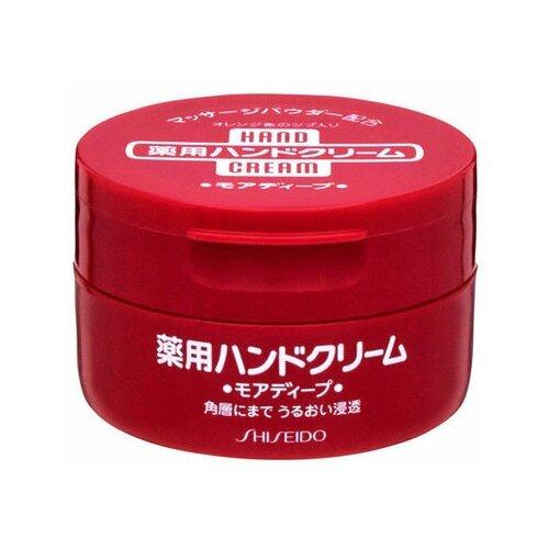 Крем для рук Shiseido Лечебный питательный с витамином Е