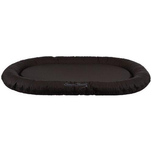 Лежак для собак TRIXIE Samoa Classic 120х95 см черный по цене 7 060