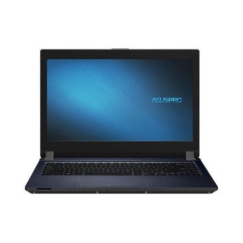 Фото - Ноутбук ASUS PRO P1440FA-FQ3043T (Intel Core i3 10110U 2100MHz/14/1366x768/8GB/256GB SSD/Intel UHD Graphics 620/Windows 10 Home) 90NX0212-M42100, black ноутбук asus pro p1440fa fq2924t 14 intel core i3 10110u 2 1ггц 4гб 1000гб intel uhd graphics windows 10 home 90nx0211 m40510 серый
