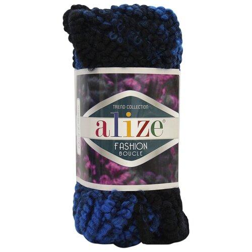 Купить Пряжа для вязания Alize 'Fashion boucle' 100гр., 35м. (70%акрил, 25% шерсть, 5% полиамид) ТУ (5569), 5 мотков