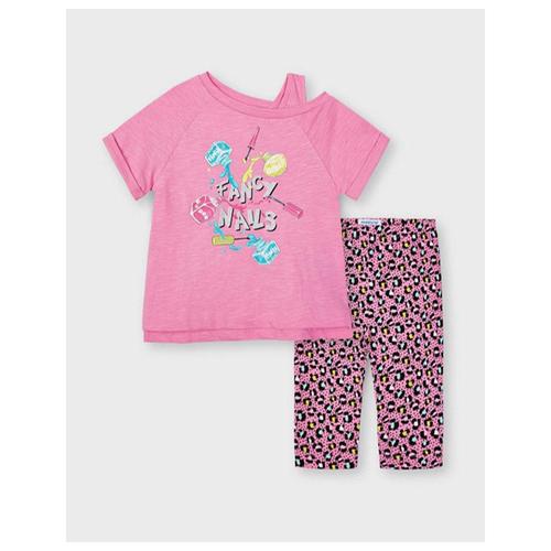 Купить Комплект одежды Mayoral размер 128, розовый, Комплекты и форма