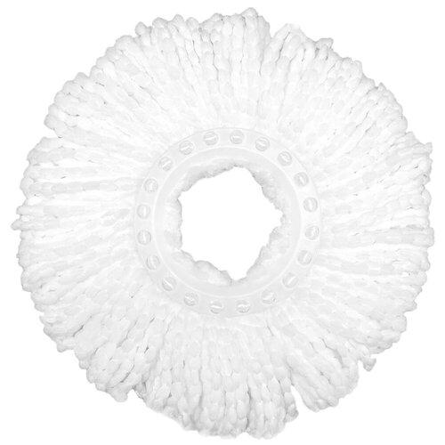 Фото - Сменная насадка из микрофибры 4103R ORION для швабры из набора 2101 насадка guten tag для швабры из микрофибры шениль 42 12см