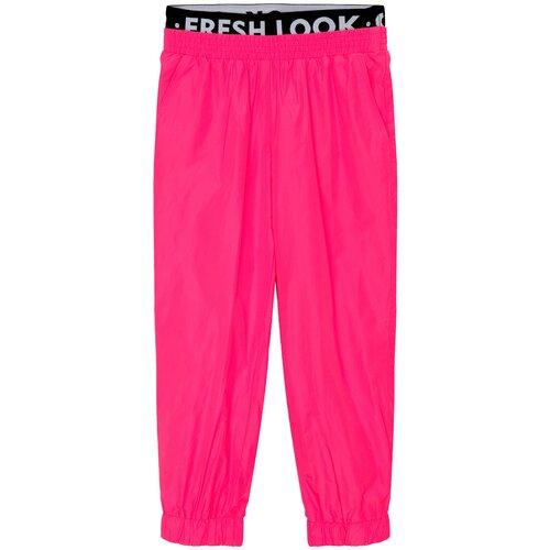 Купить Брюки Gulliver размер 122, розовый, Полукомбинезоны и брюки