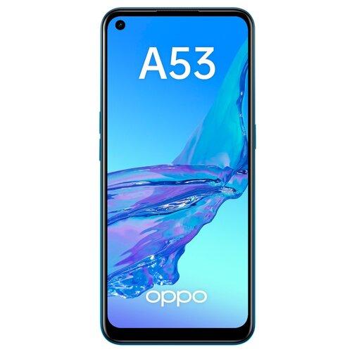 Смартфон OPPO A53 4/64GB, голубой