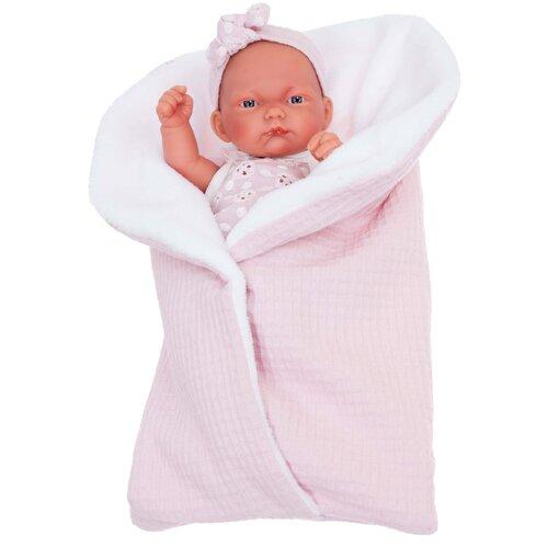 Фото - Кукла Antonio Juan Жасмин в розовом, 26 см, 4079 кукла antonio juan антония в розовом 40 см 3376p
