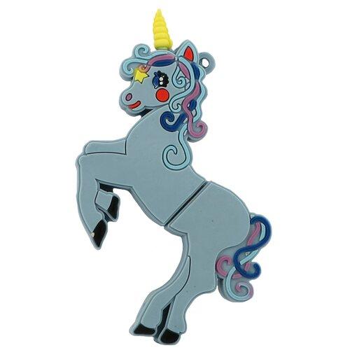 Фото - Флеш накопитель USB 32 ГБ / USB Флэш диск 32 GB (USB Flash Drive) / Оригинальная компьютерная флешка ЮСБ в подарок (Pony) подарок