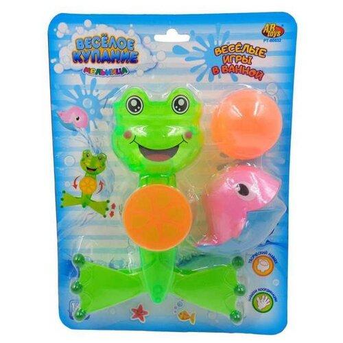 Набор для ванной Мельница-лягушка