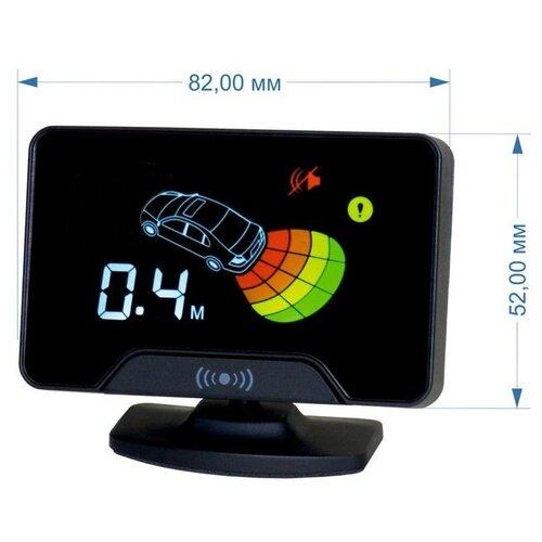 Парктроник AAALINE LCD-14 BL