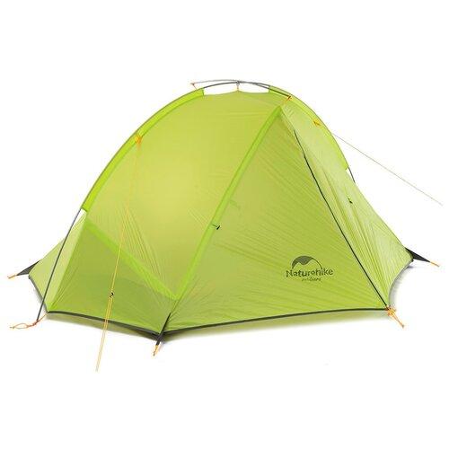 Палатка NATUREHIKE Taga 2 Ultralight Tent (2 men, green)