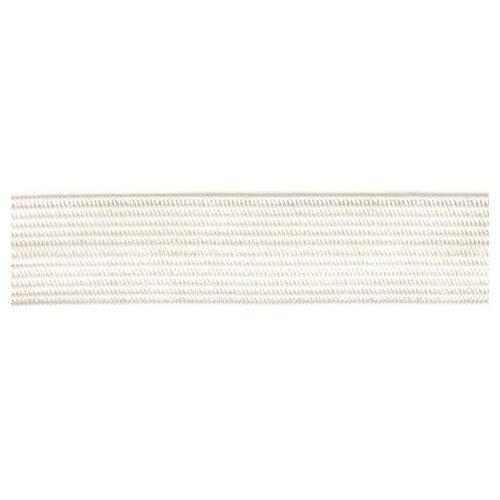 Купить Резинка окантовочная, 16, 5 мм, цвет белый 84% полиамид, 16% полиуритан, PEGA, Технические ленты и тесьма