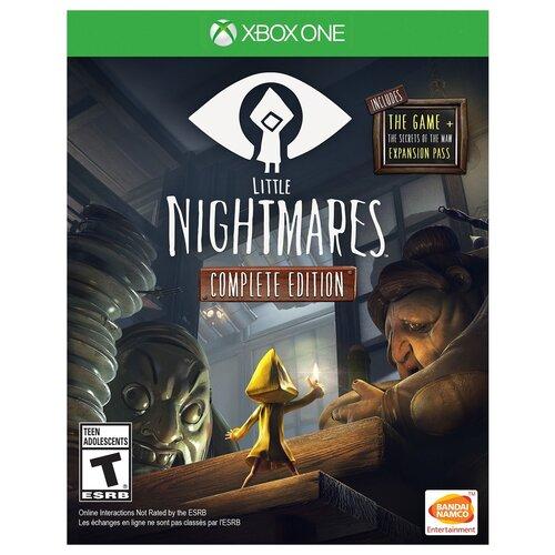 Игра для Xbox ONE Little Nightmares. Complete Edition, русские субтитры