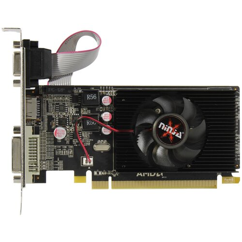Видеокарта Sinotex Ninja Radeon R5 230 1GB (AKR523013F), Retail