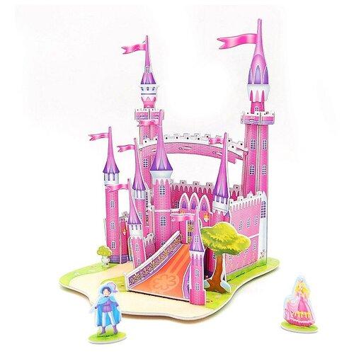 Купить DV-T-2180-F Пазл 3D 'Розовый дворец 589-F' 29 элементов, Darvish, Пазлы