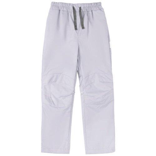Купить Брюки crockid ВК 46015 размер 98-104, 18 светло-серый, Полукомбинезоны и брюки