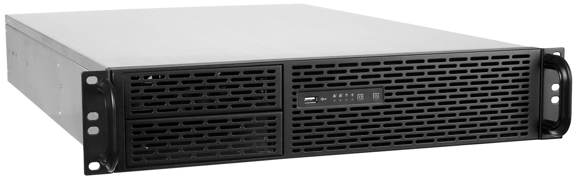 Корпус для сервера 2U ExeGate 2U650-06/2U2098L (EX172964RUS)