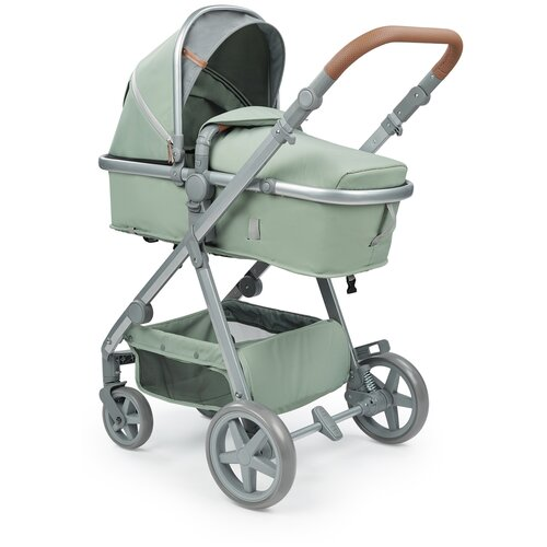 каталка happy baby racer green Коляска-трансформер Happy Baby Linda, green