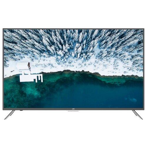 Фото - Телевизор JVC LT-43M690S 43, черный телевизор 24 jvc lt 24m485 черный 1366x768 60 гц usb