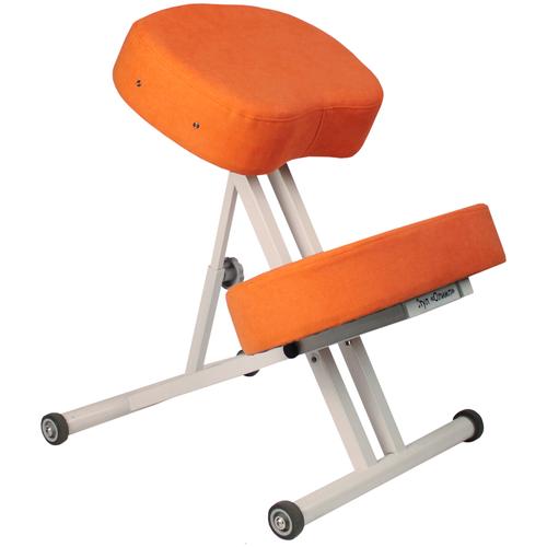 Коленный стул ОЛИМП Комфорт оранжевый