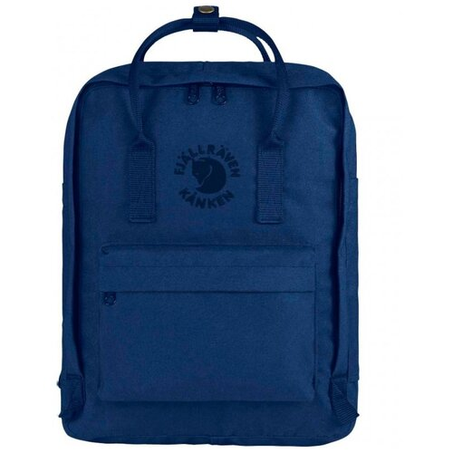 Городской рюкзак Fjallraven Re-Kånken 16, Midnight blue городской рюкзак fjallraven re kånken 16 un blue