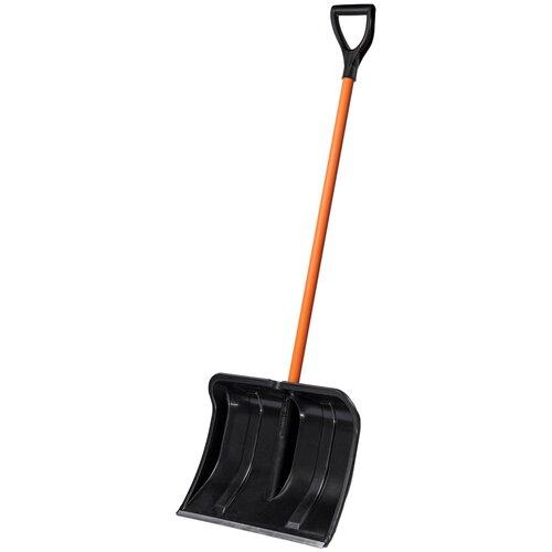 Лопата Cycle Стандарт Богатырь (6965-00) черный, оранжевый 40x50 см