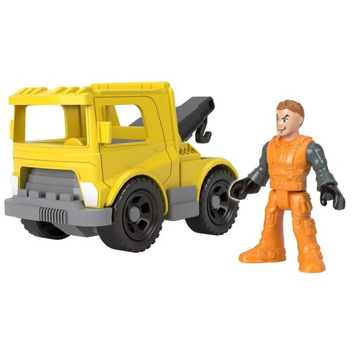 Игровой набор Imaginext Транспортное средство Эвакуатор GWP12