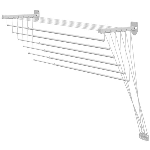 Фото - Сушилка для белья gimi потолочная Lift 160, белая сушилка для белья gimi потолочная lift 100 белая