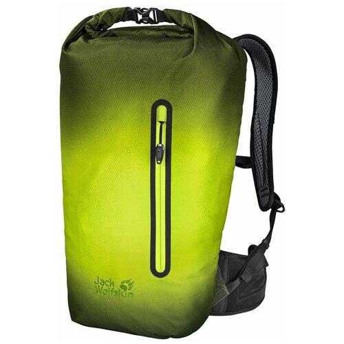 Трекинговый рюкзак Jack Wolfskin Halo 24, corona lime трекинговый рюкзак jack wolfskin halo 24 corona lime