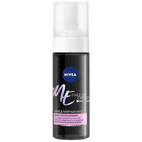 Купить Nivea мицеллярный мусс-пенка Make-Up-Expert, 150 мл