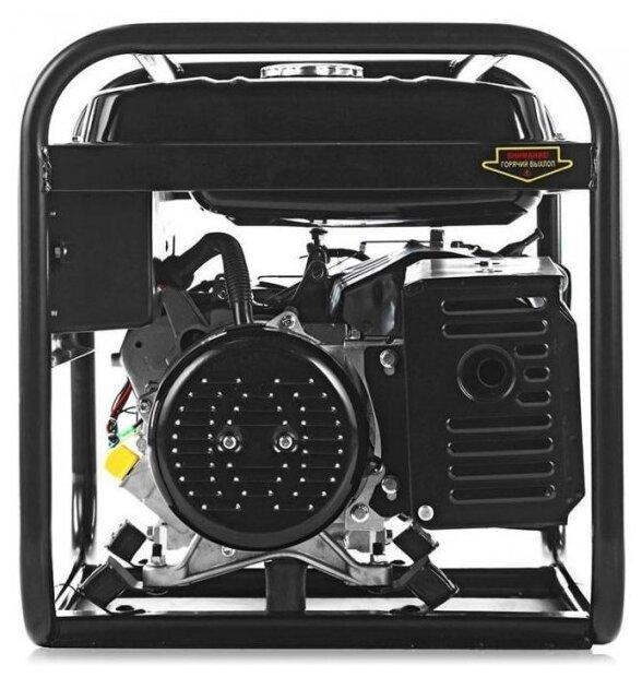 Бензиновый генератор Huter DY8000L (6500 Вт)
